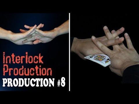 Interlock Production - Card Production Series Number 8