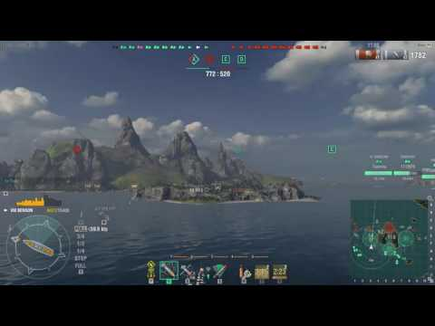 BENSON - World of Warships : Liquidator