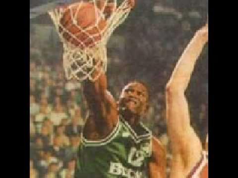 Ο ΠΑΙΧΤΑΡΑΣ dominique wilkins ΣΤΟΝ ΠΑΝΑΘΗΝΑΙΚΟ ΠΑΡΙΣΙ 1996