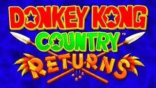 Donkey Kong Country Returns #1 - Minha Banana Sumiu!!!