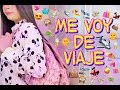ANUNCIO:ME VOY DE VIAJE | MI LADO BEAUTY