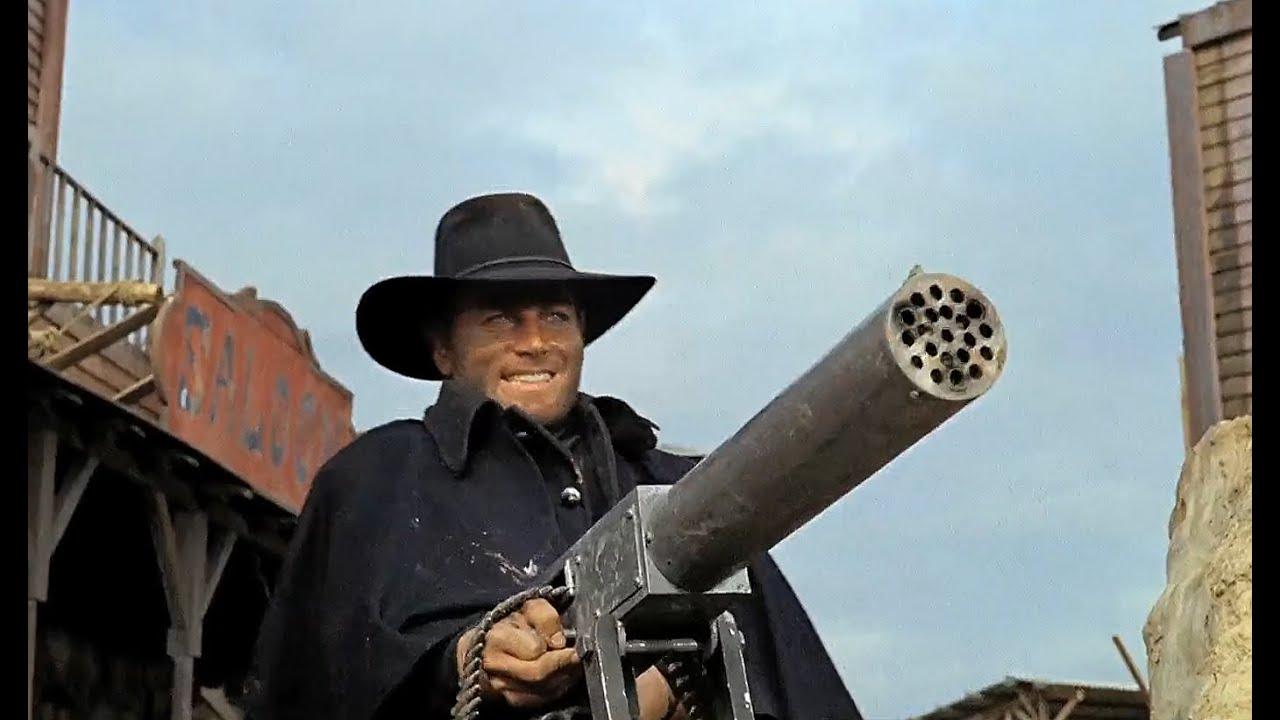经典西部片,开局一把枪一口棺材,为了风尘女血洗整个黑帮