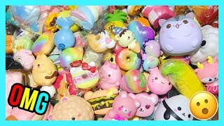 HUGE SQUISHY COLLECTION! | Squishy Philippines