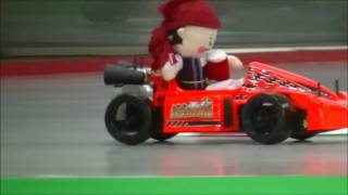 PLUSDサーキット R31HOUSEドリフトカート 走行動画