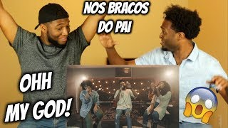 Sync3 | Nos Braços do Pai (REACTION)