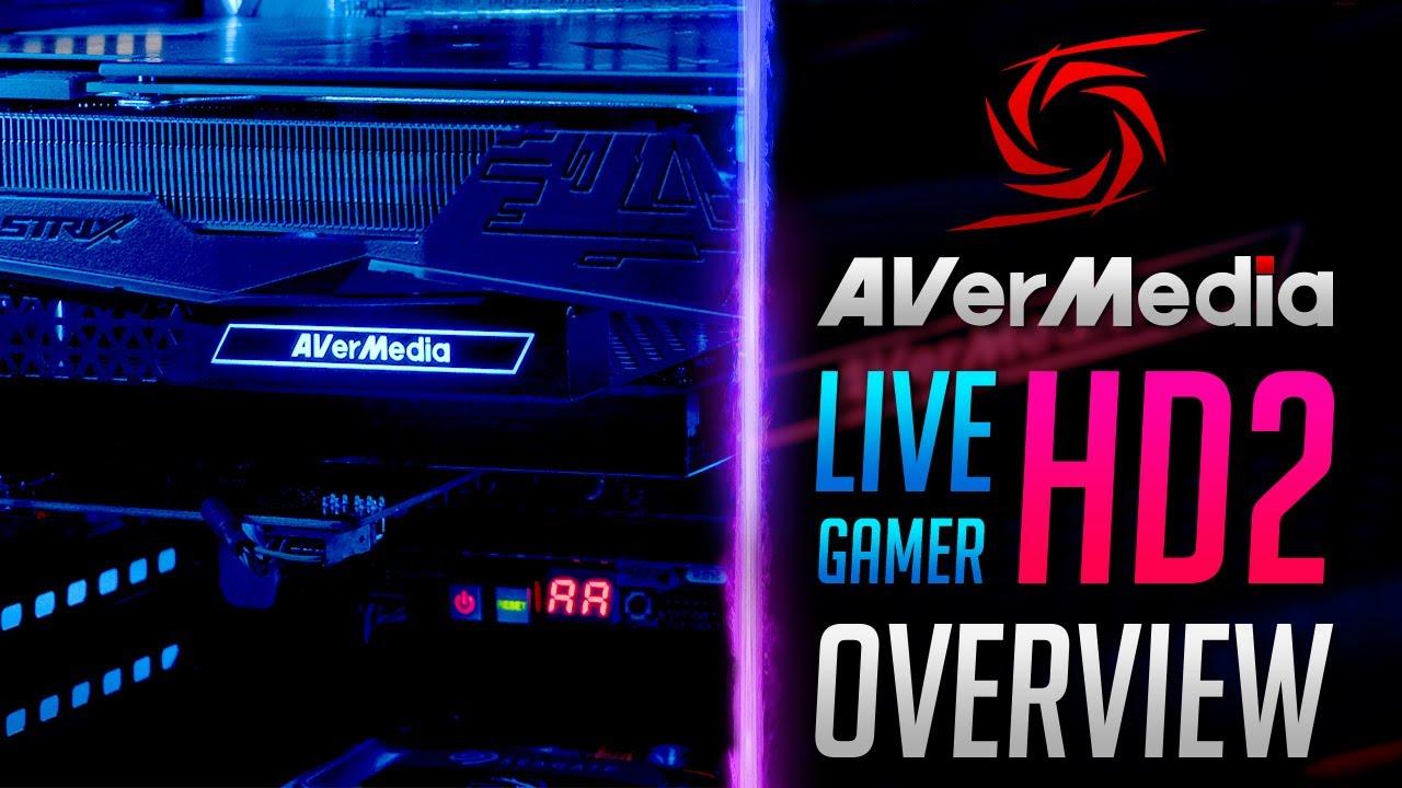 LGHD2 直播擷取卡- GC570 | 商品| AVerMedia
