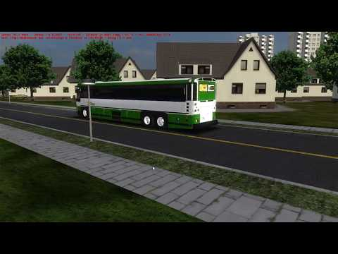 Route 101 Daytonford Express   With CNG Powered MCI Bus