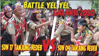Download lagu Kecil kecil Cabe Rawit, Final Battle Yel yel SDN 17 Tg. Redeb VS SDN 04 Tg. Redeb #GALAKSI2020