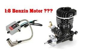 RC 1:8 Benzin Motor ??? - Losi 8ight + LST XXL 2 Gas - Darconizer RC
