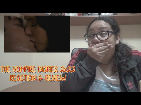 The Vampire Diaries 2x22 REACTION & REVIEW