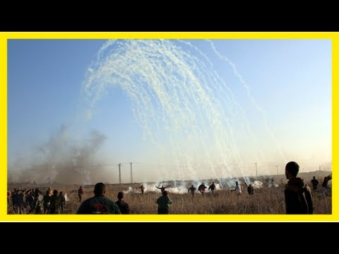 Israeli strikes kill 2 hamas members after gaza rocket attack