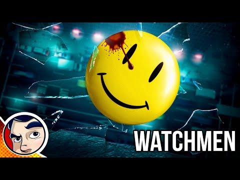 Watchmen Synopsis - DC Rebirth - The Button - Doomsday Clock