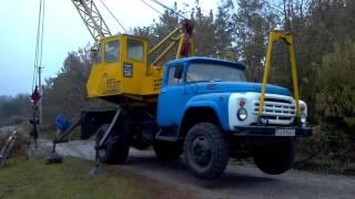 видео Автомобильные краны