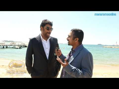 Director Sundar C speaks about Sangamithra at Cannes Film Festival 2017 | Manorama Online
