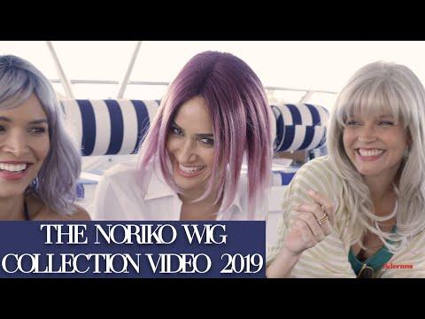 Introducing Noriko Wig Collection 2019