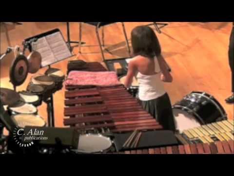KraftWerk (duet for tuba & percussion) by Daniel McCarthy