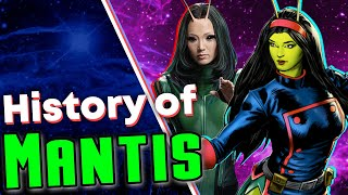 History of Mantis! [Guardians of the  Galaxy/Avengers]