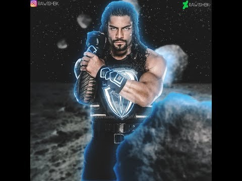 WWE Roman Reigns Tribute Waking Lions 2018 HD