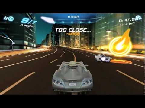 Asphalt 6 Adrenaline: Tokyo Collector (720p)