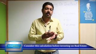 Real Estate - How to calculate ROI | B M Pounacha