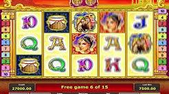 Golden Cobras Deluxe Slot Machine - Free Game, Scatter, Wild Simbol