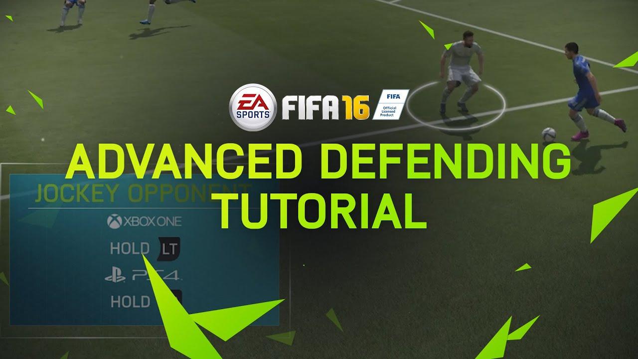 FIFA 19 Defending tutorial - fifaaddiction com