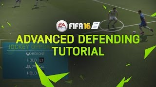 FIFA 16 Tutorial - Advanced Defending