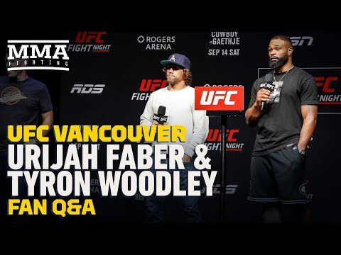 Tyron Woodley explains callout after Khabib Nurmagomedov's dominant UFC 242 win: 'I gotta see what it feels l…