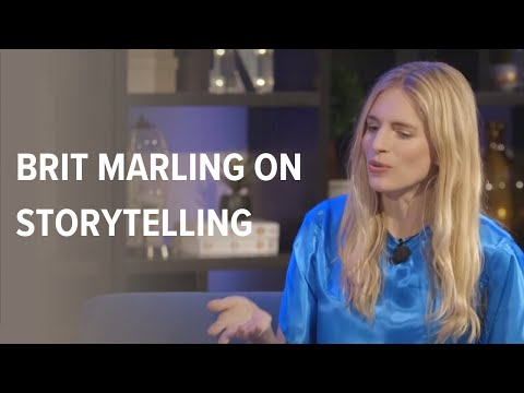 Brit Marling on How Storytelling Changed Her Life