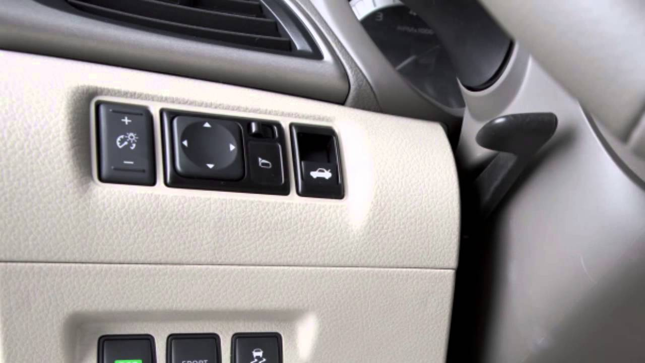 2013 NISSAN Sentra - Key And Locking Functions - YouTube