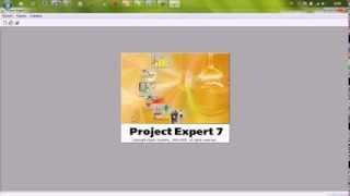 Урок 1   Знакомство с программой и начало построения   Видеокурс   Project Expert   Сквозной пример