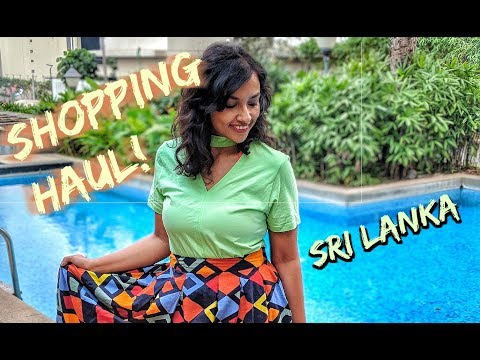 Things to Buy in Sri Lanka | Shopping Guide | Shopping in Colombo