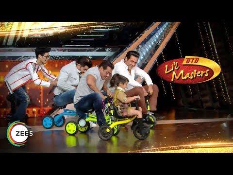 Salman Khan's Non-Stop Entertainment - EXCLUSIVE Sneak Peek | DID Lil Champs - S04 | Ep 29