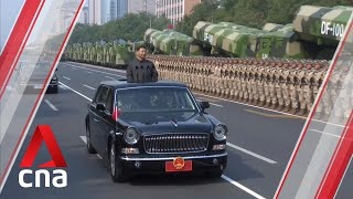 Highlights: China Celebrates 70th Anniversary With Biggest Ever Military Parade