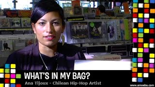 Ana Tijoux - What's In My Bag?