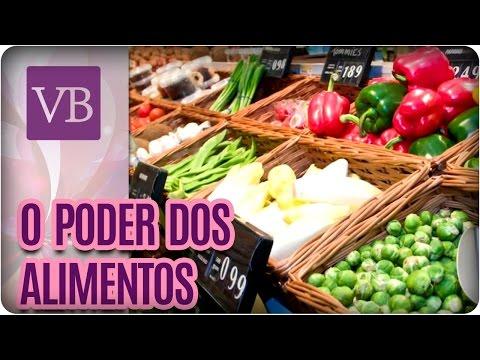 O poder dos alimentos  - Você Bonita (23/08/16)