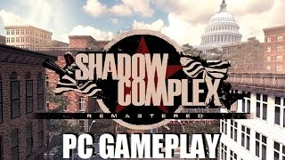 Shadow Complex Remastered - PC Gameplay