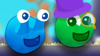 Zombey and Maudado are Klumpis