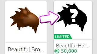 THEY MADE THIS ROBLOX ITEM FOR ME.. *OMG*