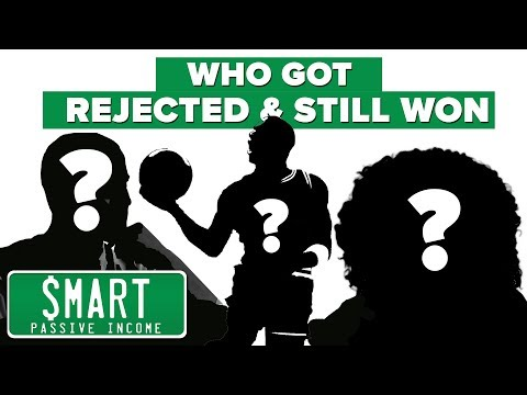 9 Successful People Who Were REJECTED 138 Times (Entrepreneur Motivation)