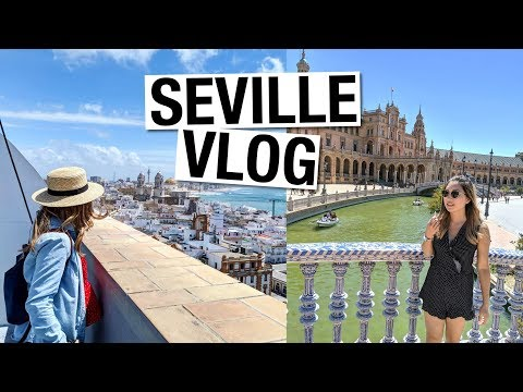 Travel Vlog: Things to do in SEVILLE | #philjovlogs