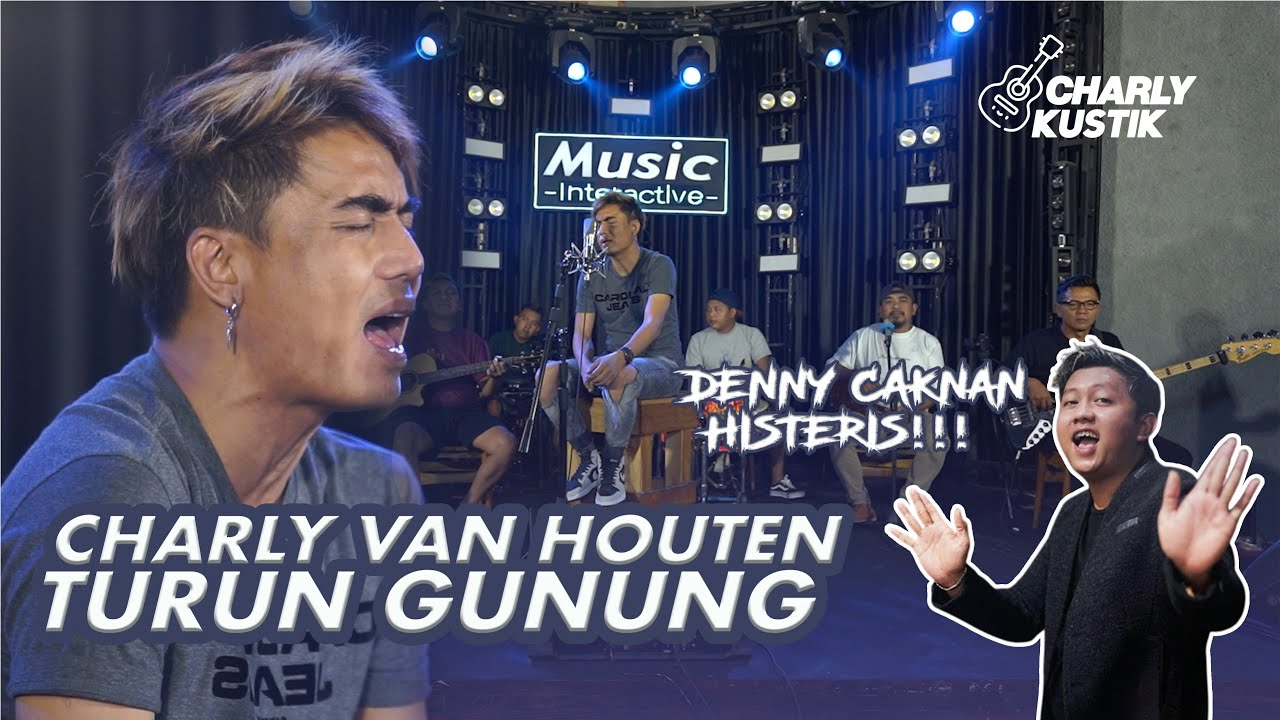 Download Charly Van Houten - Mendung Tanpo Udan - (Official Music Live)