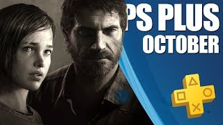 PlayStation Plus Monthly Games - October 2019