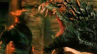 被豆瓣评分耽误的魔幻大片,驱魔师大战虬龙巫师,神器释放敌人瞬间灰飞烟灭!