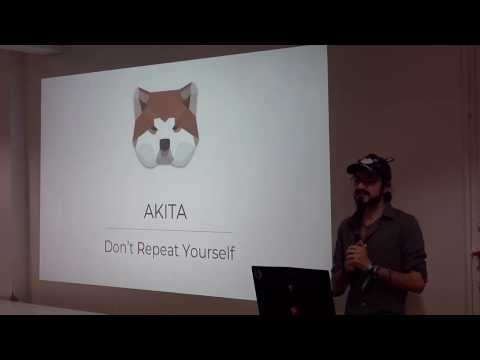 Thumbnail for Angular Berlin - State Management, DRY with Akita - François Guezengar