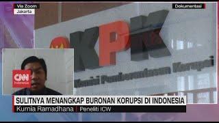 Sulitnya Menangkap Buronan Korupsi di Indonesia