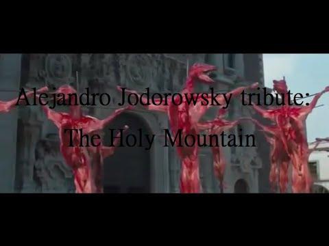 Alejandro Jodorowski tribute: The Holy...