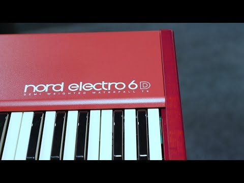 Nord Electro 6D - NAMM 2018