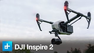 DJI Inspire 2 - Hands On Review