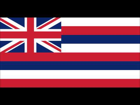 National anthem of Hawaii - Hawaiʻi Ponoʻi (1876–1898)